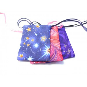 Pouch Small / Assorted Fabric