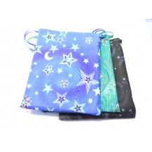 Pouch Medium / Assorted Fabric