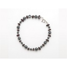 Power Bracelet / Sterling Silver