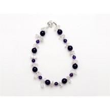 Spirituality Bracelet / Sterling Silver
