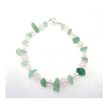Heart Bracelet / Sterling Silver