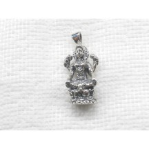 Charm / Laxmie  / sterling silver