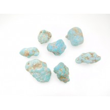 Natural / Turquoise / 2 oz Bag