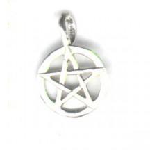 Pentagram Charm (Small) Sterling Silver