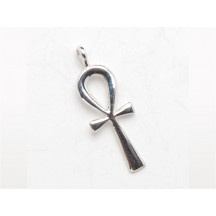Ank Charm / Sterling Silver