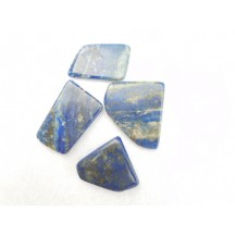 Lapis Smooth stones (4oz bag)