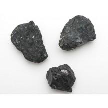Black Tourmoline / polished / 4 oz bag